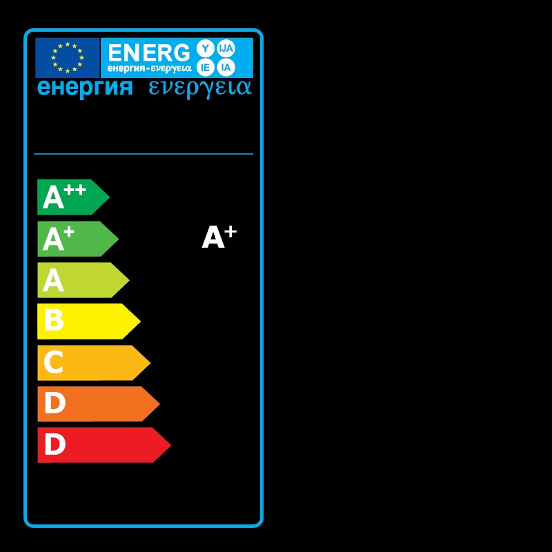 Energy Label Of: 10371203