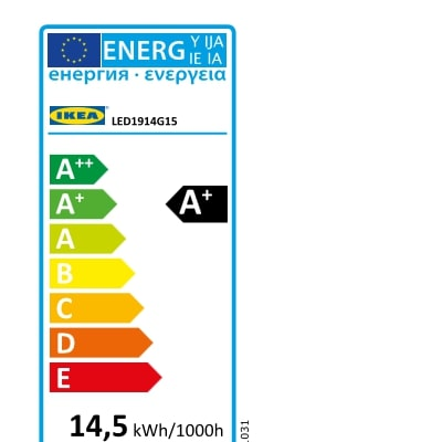 Energy Label Of: 30447631