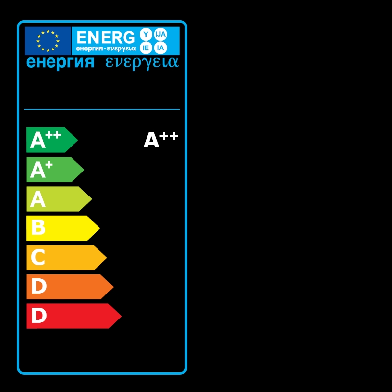 Energy Label Of: 90342834